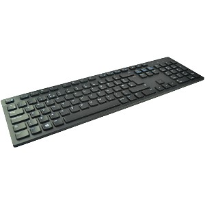 Latitude 3540 Black USB Qwerty Keyboard (UK)