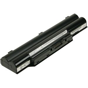 LifeBook SH782 Battery (6 Cells)