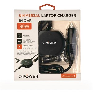 MT6459 Car Adapter (Multi-Tip)