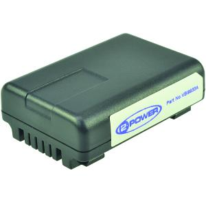 2-Power replacement for Panasonic VW-VBY100 Battery