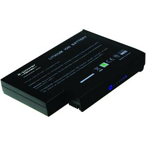 Presario 2580US Battery (8 Cells)