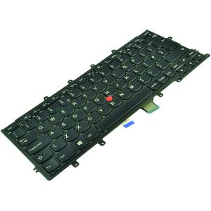 ThinkPad X240s Keyboard Non-Backlit UK English