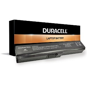 Duracell replacement for Toshiba PA3634U-1BRS Battery