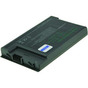 TravelMate 8002 Battery (8 Cells)
