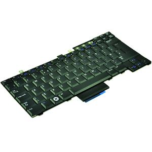 Latitude E5410 Keyboard Non B/L W/O Dualpoint - UK