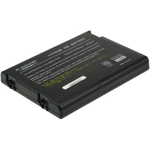 Pavilion ZV6280 Battery (12 Cells)