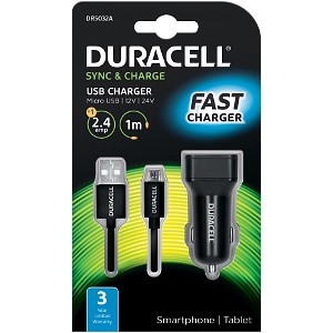 Galaxy Round Car Charger