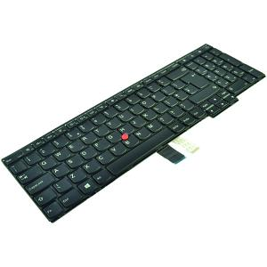 ThinkPad T540P Keyboard Non-Backlit UK English