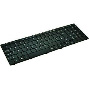 Aspire 5733 Keyboard - UK 104 Key (Black)