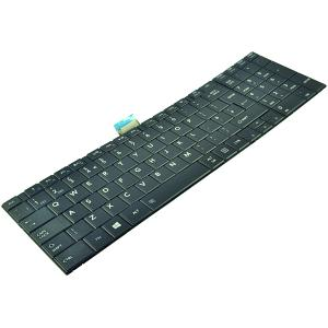 Satellite Pro C50-A Keyboard Black - UK