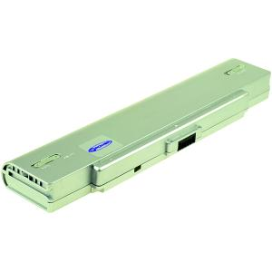 Vaio VGN-SZ4XWN Battery (6 Cells)