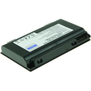 LifeBook AH550 Battery (8 Cells)