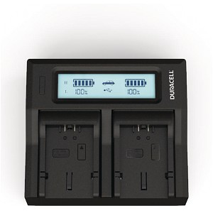 Lumix FZ30BB Panasonic CGA-S006 Dual Battery Charger