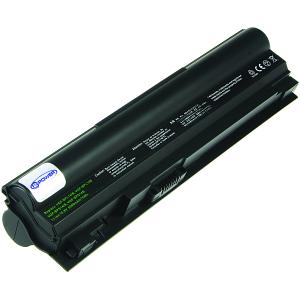 Vaio VGN-TT21WN/B Battery (9 Cells)