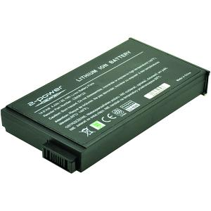 Presario 1500T Battery (8 Cells)