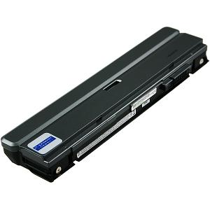 LifeBook P1610 Battery (6 Cells)