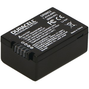 Lumix FZ60 Battery