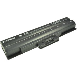 Vaio VGN-FW93JS Battery (6 Cells)