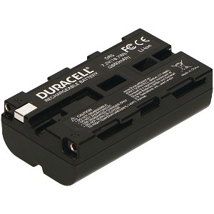 DCR-TRV110E Battery (2 Cells)