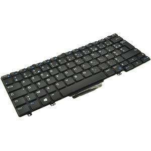 Latitude 5250 Backlit Keyboard (French)