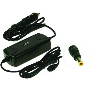 X20 HVM 740 Car Adapter