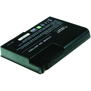 TravelMate 553 Battery (8 Cells)