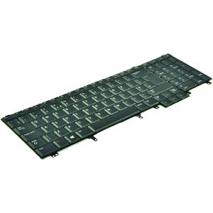 Latitude E6520 Keyboard Non Backlit (UK)