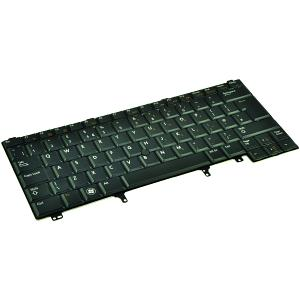 Latitude E6430 Keyboard - UK, Non-Backlit - W/O Numpad