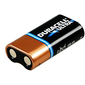 Duracell DLCR-V3 replacement for Casio CR-V3 Battery