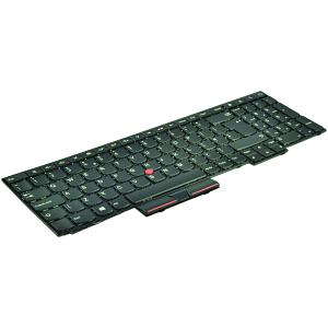 ThinkPad Edge E530 Keyboard with Number Pad (UK)