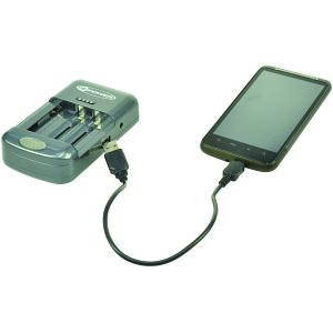GR-DVM80U -silver color- Charger