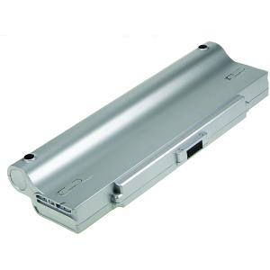 Vaio VGN-CR61B/L Battery (9 Cells)