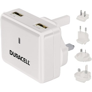 Touch Dual Charger
