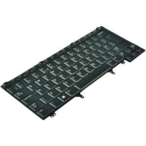Latitude E6420ATG Keyboard - English, Backlit