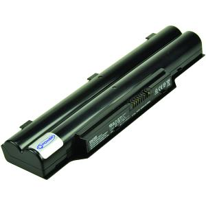 LifeBook AH530 GFX Battery (6 Cells)