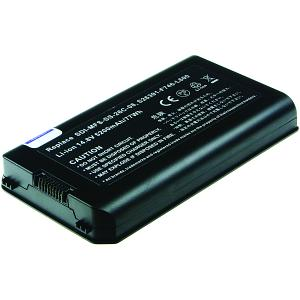 ESPRIMO MOBILE X9515 Battery (8 Cells)