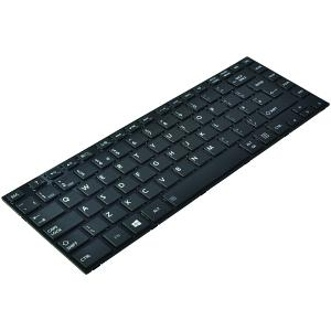 Satellite P845T Black Keyboard UK