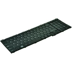 Satellite C650-160 Keyboard - UK Black