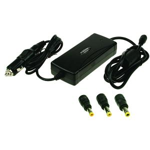 U6Ep Car Adapter (Multi-Tip)