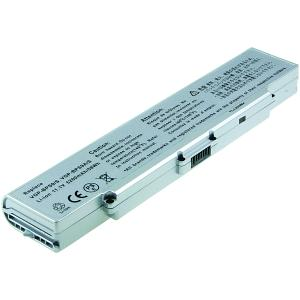 Vaio VGN-CR60B/R Battery (6 Cells)