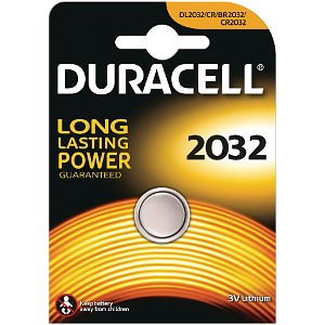 Duracell replacement for Dell BR2032 Battery