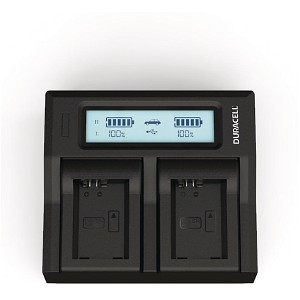Alpha 7 MkII Sony NPFW50 Dual Battery Charger