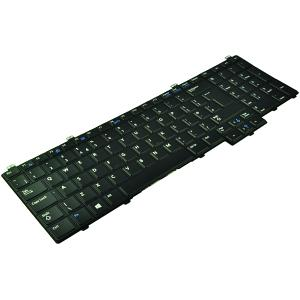 Latitude E5540 105 Key Non Backlit/Single Point