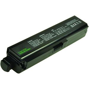 Satellite C660-21W Battery (12 Cells)