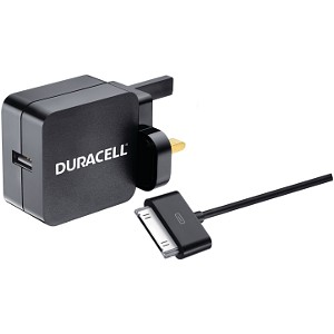 iPhone 3G 2.4A Wall Charger-30 Pin USB Cable