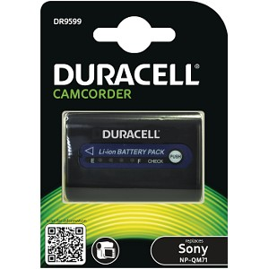 DCR-DVD201 Battery (4 Cells)