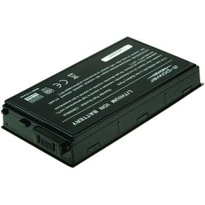 M 520X Battery (8 Cells)