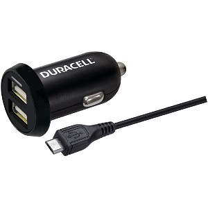 X3 02 Touch And Type Car Charger