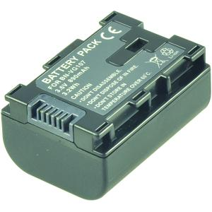2-Power replacement for JVC BN-VG121AC Battery