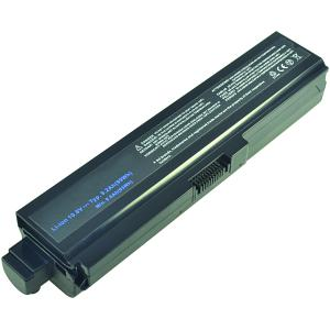 Satellite L635-S3104BN Battery (12 Cells)